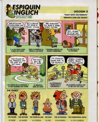 Espiquin Inglich 2